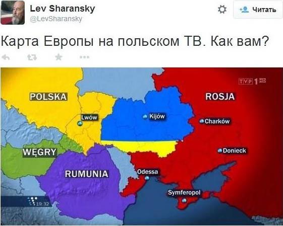 Польская карта 2
