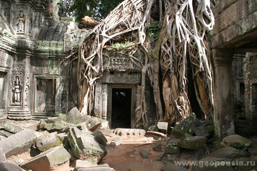 храм камбоджа